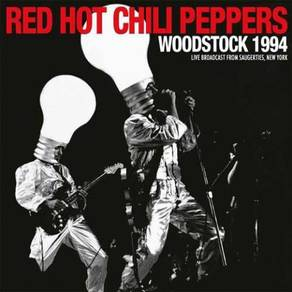 The Red Hot Chili Peppers Woodstock 1994 150g