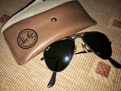 Vintage original Ray ban lama small size