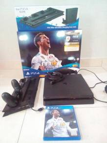 PS4 Slim 500GB Fifa 2018 edition
