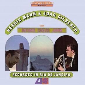 Herbie Mann & Joao Gilberto with Antonio Carlos