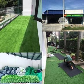 Artificial Grass / Rumput Tiruan Serat C-Shape 16