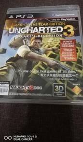 Ps3 Uncharted 3 Game Of The Year Edition
