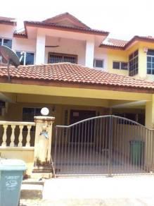 Fully renovated 15yrs old double sty alor akar kuantan