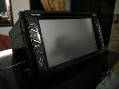 Axia advance monitor player