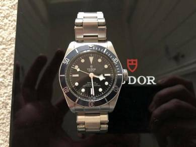 Tudor black bay watch full set