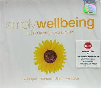 Simply Wellbeing 4CD (Imported)
