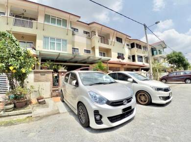 Fully Renovated🔥 3 Storey Terrace Taman Samudra Teres Batu Caves