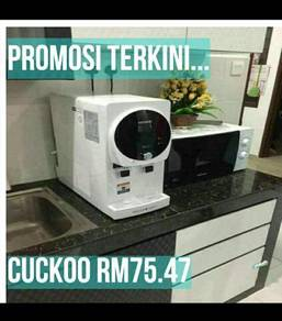 Penapis Air Dan Udara Water Filter Cuckoo c9