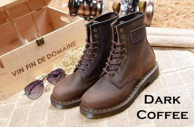 Dr Martens 1460 8 Eye Original Dark Coffee