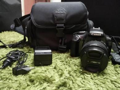 Canon Rebel T3 / EOS 1100D with 18-55 mm Lens