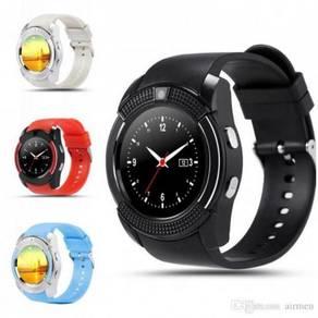V8 SmartWatch Camera Call Bluetooth Touch Screen