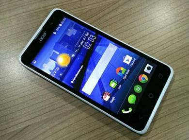 Acer Liquid Z520 android smartphone