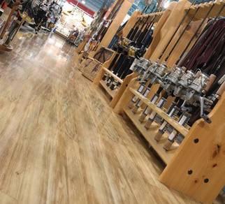 Vinyl PVC Flooring >> Wood 3MM Vinyl Flooring