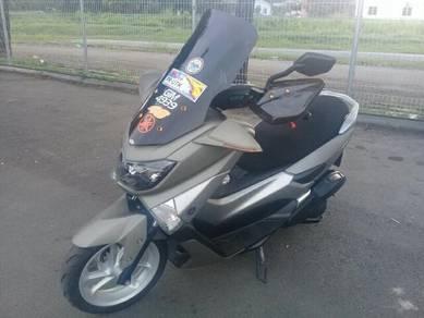 Yamaha nmax 155i cc