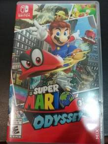 Switch ns super mario odyssey game
