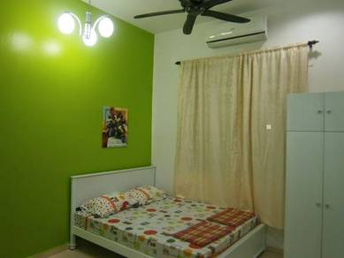 Yes 4 Bilik corner Homestay di Bandar Melaka