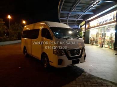 Kota Kinabalu Tour Van Xpress