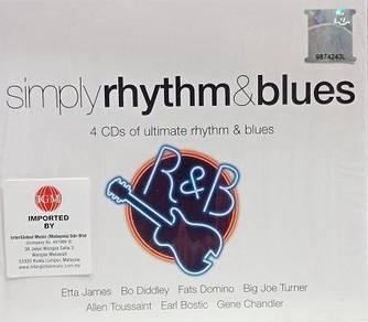 Simply Rhythm Blues 4CD (Imported)