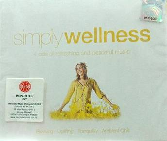 Simply Wellness 4CD (Imported)