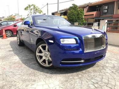 Recon Rolls-Royce Silver Wraith for sale