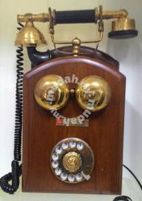 Wall telephone antique