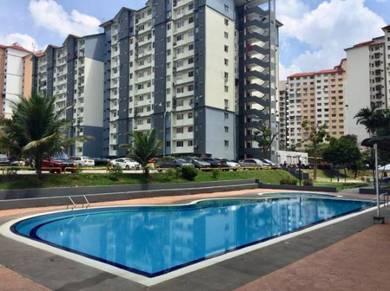 Harga PKP 2.0 Lestari Apartment Bdr Sri Permaisuri Cheras Near LRT