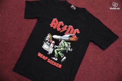Acdc 1988 tour SIZE m reproduction authentic
