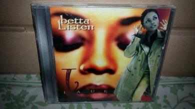 CD Laurnea - Betta Listen