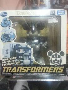 Disney Label Mickey Mouse Transformers