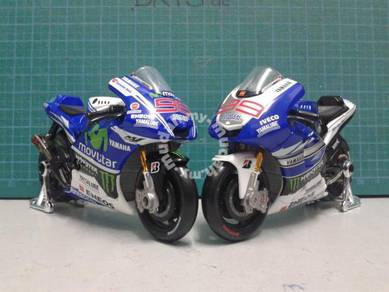 2013 and 2014 Moto GP Yamaha Racing Team