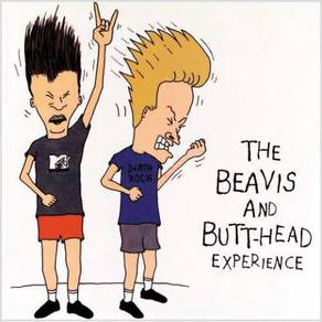 The Beavis and Butt-Head Experience Soundtrack LP