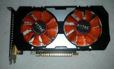 GTX 750 TI Graphics Card GPU