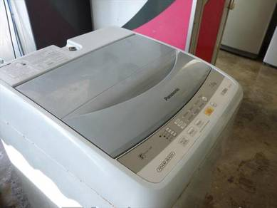 Panasonic 7kg Washing Machine - terpakai