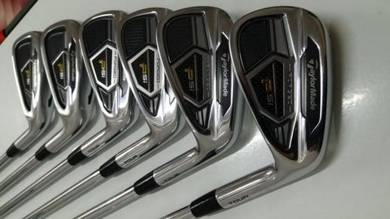 Taylormade golf rons PSI forged NSPRO950