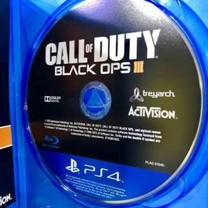 PS4 Call of Duty Black Ops 3 aka COD BO 3