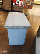 Table Counter White ( Used )