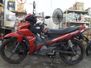 Yamaha lagenda 115z (e) - bms 7137