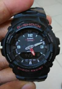 Original gshock g shock model g100