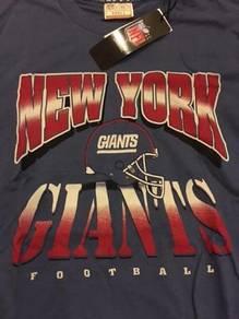 NEW YORK GIANTS NFL Official Tshirt BRAND NEW