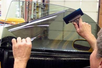 Tinted FULL USA Filem 3 in 1 Solar UV home a