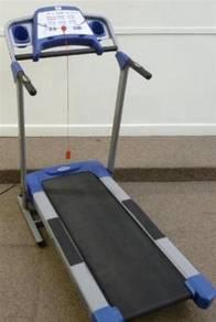 Mini motoried treadmill