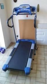 Home exercise motorized mini treadmill