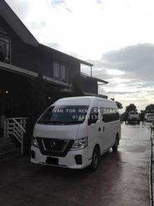 Sewa bas van rental hire catar tour holiday