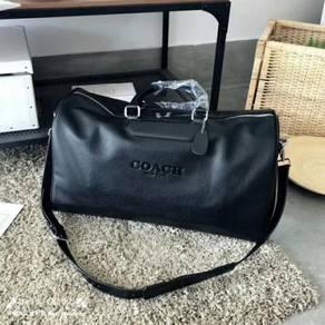Coach Duffel Bag Travel Bag Luggage Bag