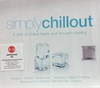 Simply Chillout 4CD (Imported)