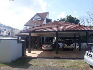 '7 ROOMS' Bungalow Taman Beringin ,Batu Berendam Melaka