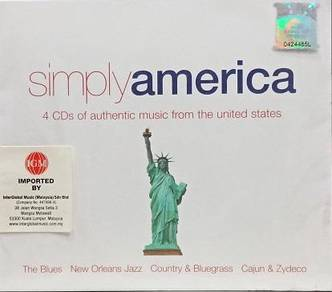 Simply America 4CD (Imported)