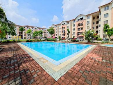 Apartment Resak Puncak Perdana Seksyen U10, Shah Alam