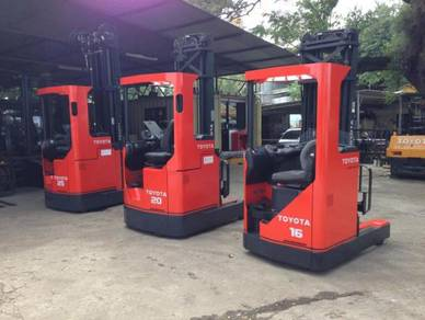 JAPAN Direct Imported TOYOTA Reach Truck FORKLIFT