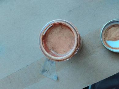 Copper Effect Paint